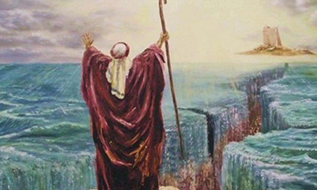 موسى رجل الله – القيامة وخدمة الملكوت
