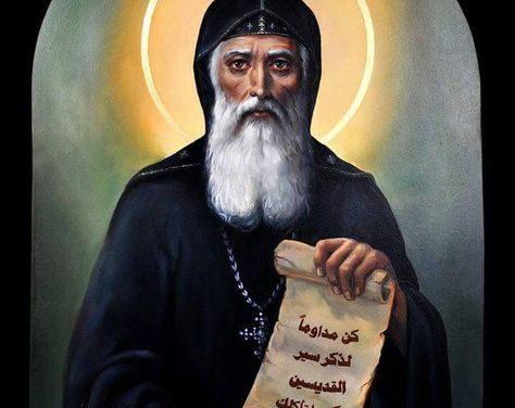 الايمان، روحه، تحدياته، من حياة أنبا موسى