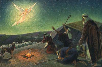 الرعاة الساهرين، عيد الميلاد