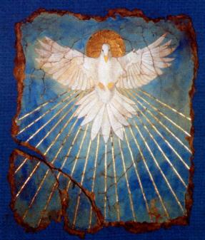 الروح القدس والحفظ من روح الضلال، التفريق بين النار الحقيقية للروح القدس والنار المضللة