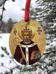 بابا نويل الحقيقي، ديناميكية سر التجسد