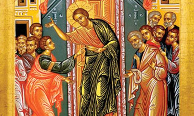 القيامة وفضح الأكاذيب، والقيامة ويقينية التغيير، أحد توما