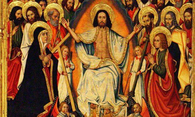كنيسة الأبكار، عيد القيامة