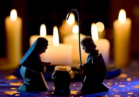 2015 Christmas : Christ is born. glorify Him!