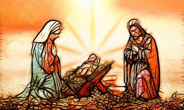 يسوع الطفل العجائبي الملوكي، عيد الميلاد