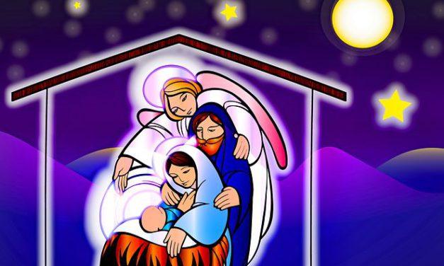 سر التجسد، السير مع الله – صوم الميلاد