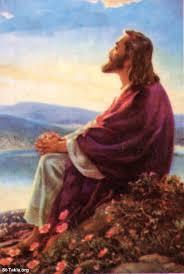 مسيح البرية وشركتنا معه، الصوم الكبير