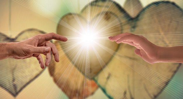 ملكوت الله وقلب الإنسان