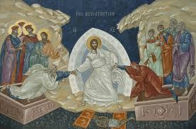 القيامة رجاء حي ومثال الهي