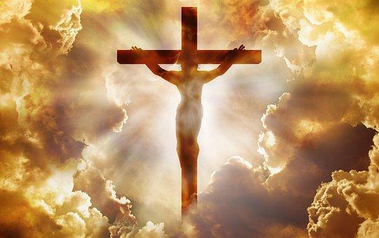 الصليب ذبيحة حب
