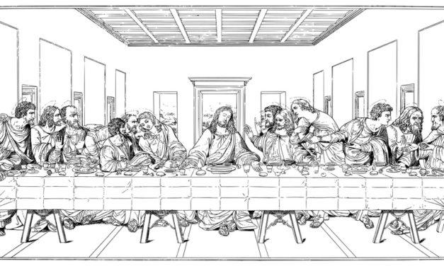 اسبوع الالم: المسيح في اسبوع الالام